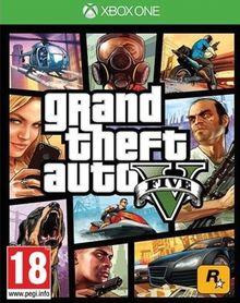 JOGO GRAN THEFT AUTO V GTA XBOX ONE