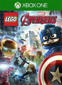 JOGO LEGO MARVEL AVENGERS XBOX ONE