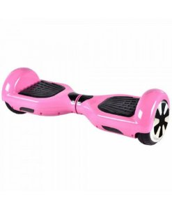"SMART BALANCE SCOOTER ELETRICO FOSTON 6.5"" COM BLUETOOTH E BOLSA ROSA"