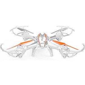 DRONE UDIRC FALCON HD CONTROLE COM VISOR BRANCO