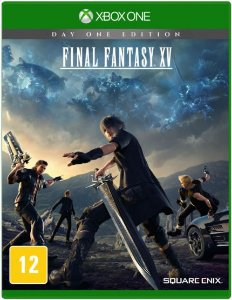 JOGO FINAL FANTASY XV DAY ONE EDITION XBOX ONE
