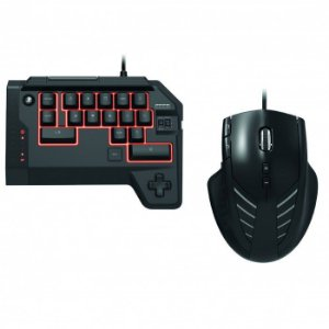 TECLADO TACTICAL ASSSAUT COMMANDER PARA PS4