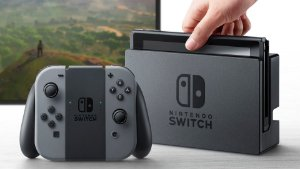 "Console Nintendo Switch 32GB Cinza  ""sem jogo"""