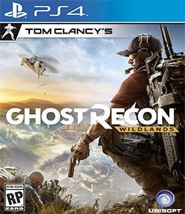 JOGO TOM CLANCY'S GHOST RECON WILDLANDS PS4