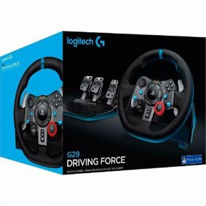 Volante LOGITECH G29 DRIVING FORCE PS4/PS3
