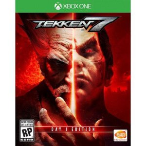 JOGO TEKKEN 7 DAY ONE EDITION XBOX ONE
