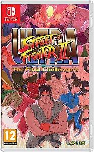 Jogo ultra Street Fighter para Nintendo Switch