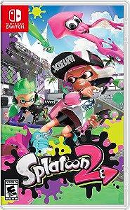 Jogo Splatoon 2 para Nintendo SWITCH