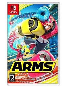 Jogo Arms para Nintendo Switch