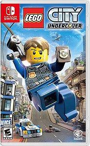Jogo Lego City Undercover para Nintendo Switch