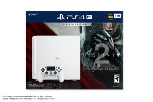 PlayStation 4 PRO 1TB Limited Edition Destiny 2 Bundle