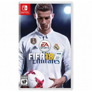 Jogo Fifa 18 Para Nintendo Switch