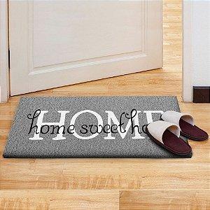 Capacho Vinil Long Home Sweet Home 30x70 cm - Kapazi