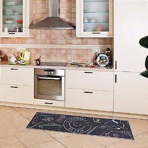 Passadeira para Cozinha 50x1,60 cm Gourmet Cozinha - Kapazi