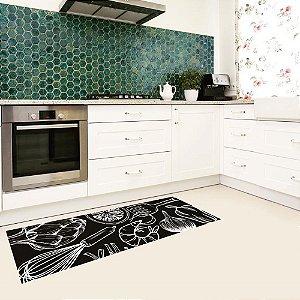 Passadeira para Cozinha 50x1,40 cm La Belle - Kapazi
