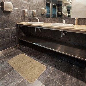 Tapete para Banheiro Topázio Fendi 40x60 cm - Kapazi