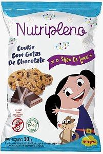Biscoito Show da Luna | Cookie com Gotas de Chocolate (30g)