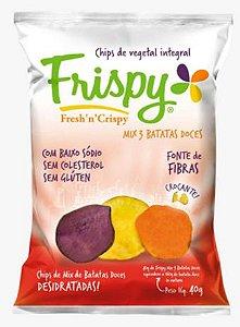 Chips Mix Batata Doce | 3 Batatas (40g)