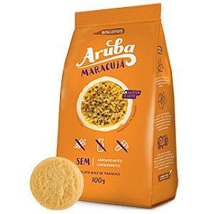 Biscoito de Maracujá (100g)