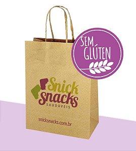 Kit de Snacks Saudáveis SEM GLÚTEN