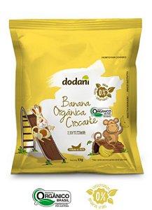 Banana Orgânica Crocante (15g)