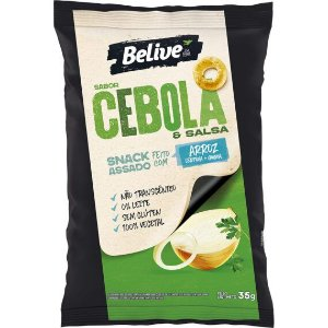 Snacks sabor Cebola e Salsa (35g)