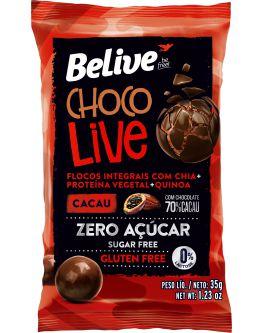 Drageado Chocolive Cacau  (35g)