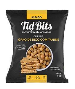 Chips de Grão de Bico com Tahine (50g)