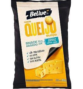 Snacks sabor Queijo Suiço (35g)