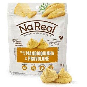 Snacks de Mandioquinha e Provolone (20g)