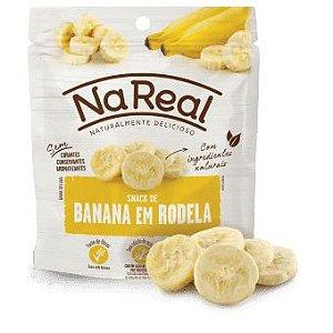 Snacks de Banana em Rodela (20g)