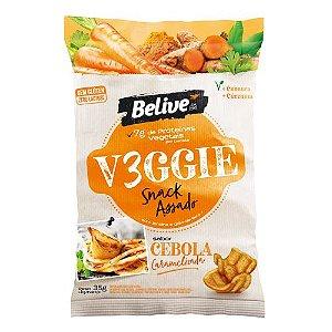 Snack V3GGIE Cebola Caramelizada (35g)