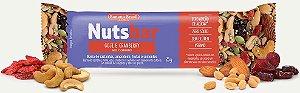 Nuts Bar Goji e Cranberry Zero Açúcar (25g)