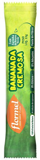 Bananada Cremosa | Sem adição de açúcar (22g)