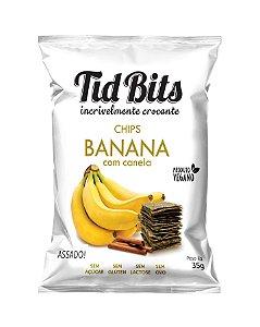 Chips de Banana com Canela (35g)