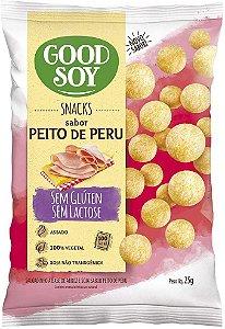 Snacks sabor Peito de Peru (25g)