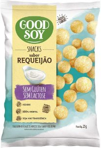 Snacks sabor Requeijão (25g)