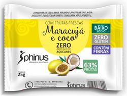 Doce de Maracujá e Coco | Sem adição de açúcar (25g)