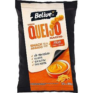 Snack de Milho sabor Queijo Nacho (35g)