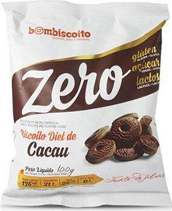 Biscoito de Cacau | Sem adição de açúcar (100g)