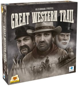 [Pré-Venda] Great Western Trail