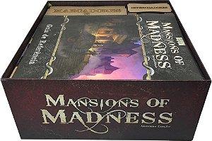 Organizador Insert para Mansions of Madness - Jogo Base