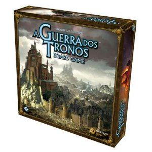 A Guerra dos Tronos: Board Game (Game Of Thrones)
