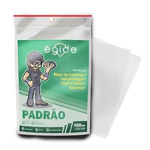 SLEEVES PADRÃO (63,5MM X 88MM) - ÉGIDE