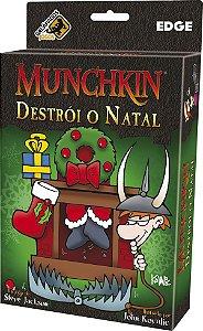 Munchkin: Destrói o Natal [Expansão]