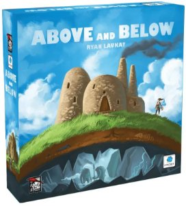[Pré-Venda] Above and Below
