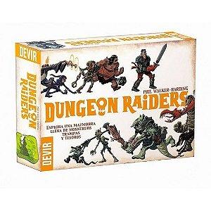 [Pré-Venda] Dungeon Raiders