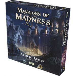 Mansions of Madness: Além do Limiar [Expansão]