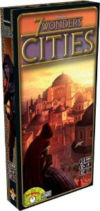 7 Wonders: Cities [Expansão]