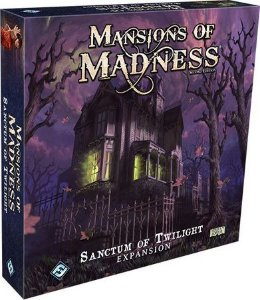 Mansions of Madness: Santuário do Crepúsculo [Expansão]